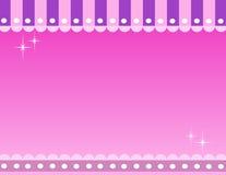 Предпосылка Shoppe конфеты Стоковые Изображения RF