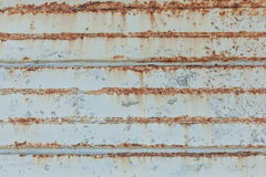 Предпосылка siding металла Стоковая Фотография