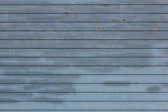 Предпосылка siding металла Стоковые Изображения RF