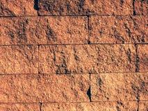 Предпосылка stonewall Стоковая Фотография