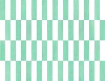 Предпосылка striped акварелью Стоковые Изображения RF