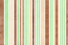 Предпосылка striped акварелью Стоковое фото RF