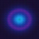 Предпосылка Techno цифровая иллюстрация вектора
