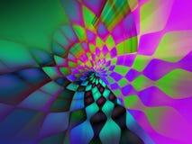 Предпосылка Vibtant для художественных произведений дизайна Стоковые Изображения RF
