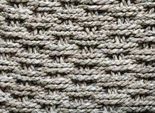 Предпосылка Weave корзины Стоковая Фотография