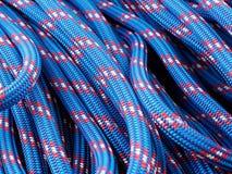Предпосылки и текстуры веревочки Стоковое Изображение