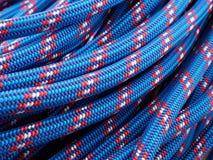 Предпосылки и текстуры веревочки Стоковые Изображения