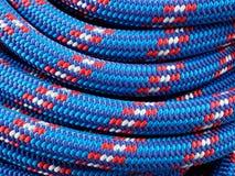 Предпосылки и текстуры веревочки Стоковые Фото