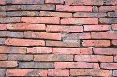 Предпосылки кирпичной стены Стоковые Фотографии RF