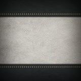 Предпосылки кожаной текстуры Стоковые Изображения RF