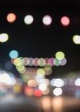 Предпосылки нерезкости светлые Стоковое Изображение RF