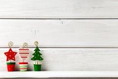 Предпосылки рождества. Стоковое Изображение