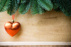 Предпосылки рождества. Стоковые Изображения