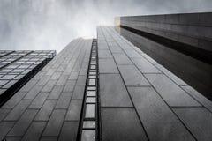 Предполагаемый здания Стоковое Изображение RF