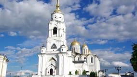 1507 1533 предположений построили леты собора Владимир, сток-видео