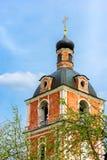 1507 1533 предположений построили леты собора Музе-заповедник Pereslavl-Zalessky Стоковые Фотографии RF