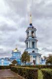 1507 1533 предположений построили леты собора Zadonsk Россия Стоковое Изображение