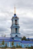 1507 1533 предположений построили леты собора Zadonsk Россия Стоковая Фотография