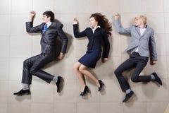 предприниматели смешные Стоковые Фото