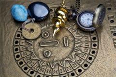Предсказывать будущему через астрологию Стоковая Фотография RF