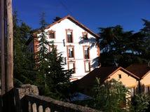 Представительный дом Стоковая Фотография