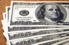 представляет счет доллары Стоковые Изображения