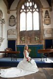 представлять невесты Стоковая Фотография RF