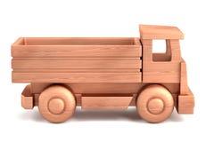 Представьте деревянной игрушки Стоковая Фотография RF