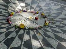 Представьте Central Park NYC Стоковое Изображение