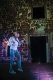 Представление в руинах Стоковая Фотография RF