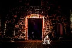 Представление в руинах Стоковое Изображение