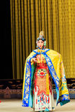 Представление оперы Пекина Стоковые Фото