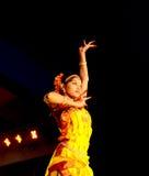 Представление танца стоковые изображения