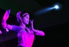 Представление танца стоковое изображение rf