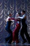 представление танцульки самомоднейшее Стоковые Фото