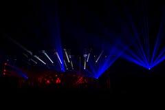 Представления концерта Стоковые Изображения