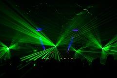 Представления концерта Стоковые Изображения RF