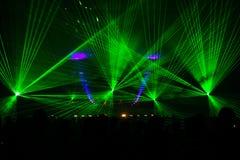 Представления концерта Стоковое Изображение