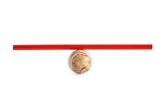 представленное изображение принципиальной схемы баланса 3d Стоковые Изображения