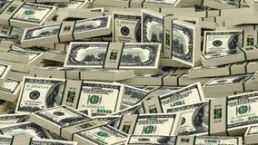 представляет счет доллар иллюстрация вектора