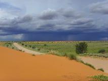 Предстоящий дождь Стоковая Фотография RF