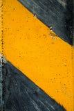 Предупреждающий цвет Стоковые Фотографии RF