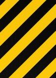 предупреждение нашивки традиционное Стоковая Фотография RF