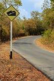Предупредительные знаки Стоковые Изображения RF