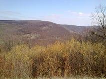 предыдущая весна гор Стоковые Фотографии RF