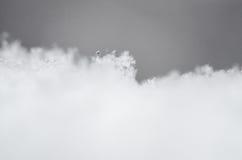 Предыдущие снежинки Стоковое фото RF