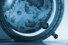 предыдущий глобус s исследователя Стоковая Фотография
