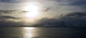 приантарктический st островов Georgia Стоковое Изображение