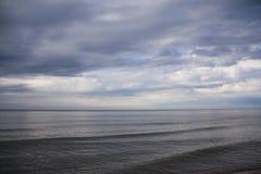 прибалтийская эстония около somethere tallinn моря Стоковые Фотографии RF