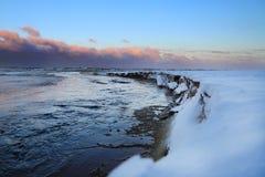прибалтийская эстония около somethere tallinn моря Стоковые Изображения RF